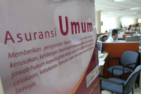 ASURANSI UMUM: Investasi Di Instrumen Deposito Terus Menurun