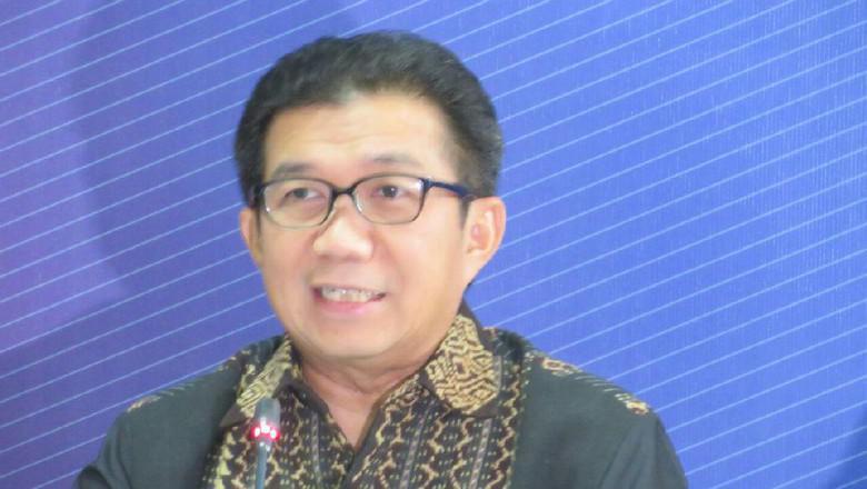Kredit Bermasalah Bank 3,18%, OJK: Relatif Rendah