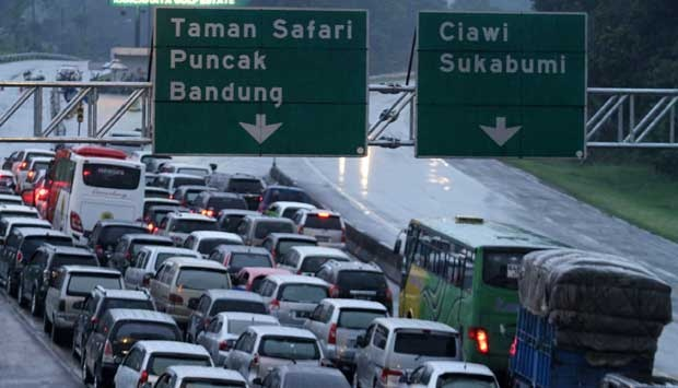 Tol Bogor-Ciawi-Sukabumi Baru Beroperasi 2017