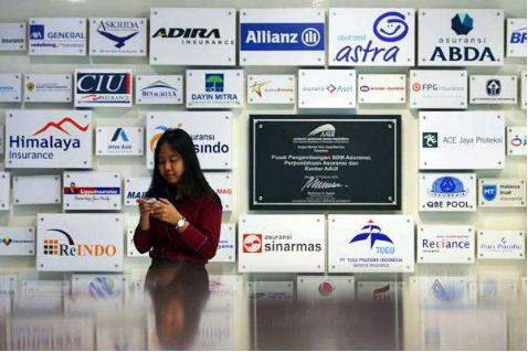 Pendapatan Premi Industri Asuransi Umum Sudah Rp 40 T dalam 6 Bulan