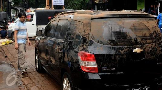 Mobil Kena Banjir, Asuransi Bayar Klaim Sesuai Kerusakan