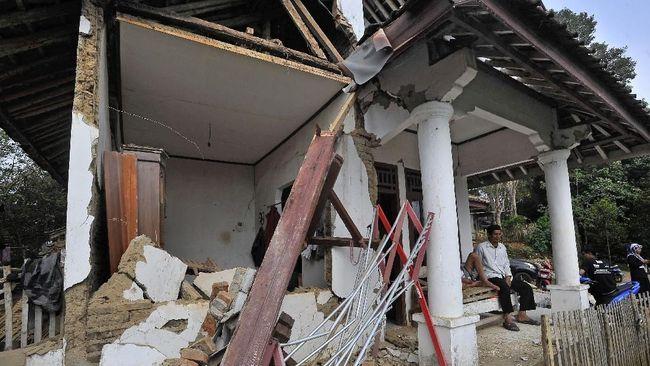 Klaim Harta Benda Akibat Gempa Bumi