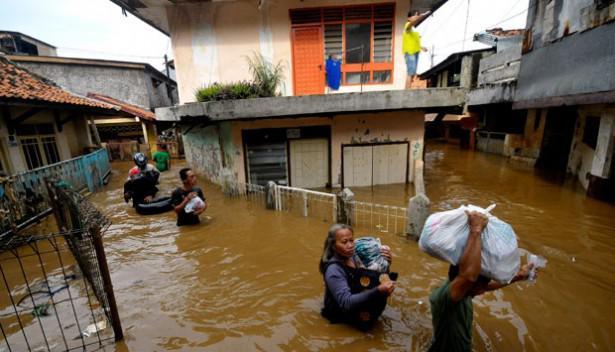 Kenalan Dulu Dengan Asuransi Banjir untuk Rumah, Ketimbang Kena Zonk