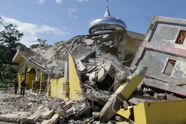 Gempa Aceh: Kerugian Rp5 Triliun, AAUI Dorong Asuransi Bencana Nasional