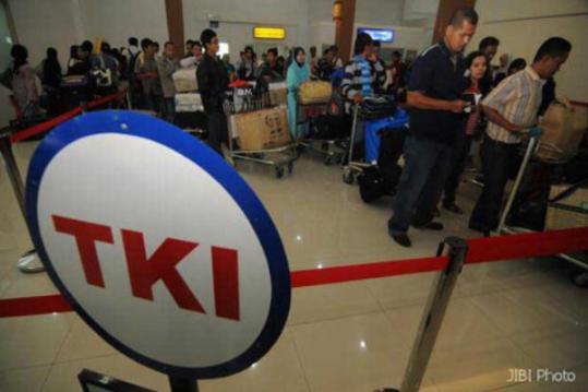 DPR : Negara Jadi Penyelenggara Asuransi TKI