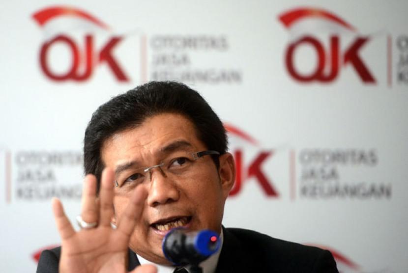 OJK Siapkan Sejumlah Opsi Holding BPD