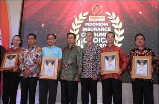 Inilah Jawara Indonesia Insurance Consumer Choice Award 2016