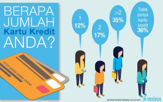Jumlah Kartu Kredit Ideal
