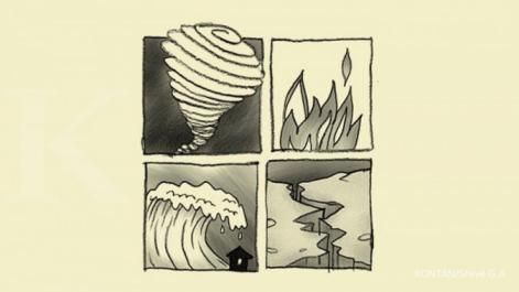 Cukupkah manajemen risiko bencana kita?(1)