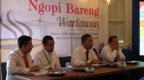 OJK Catat Premi Asuransi di Jateng Tumbuh Hingga 80 Persen