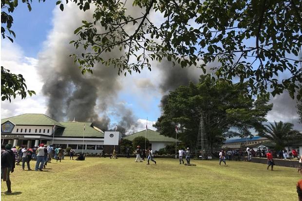 Papua Rusuh Lagi, Pemilik Disarankan Perluas Asuransi Kendaraan