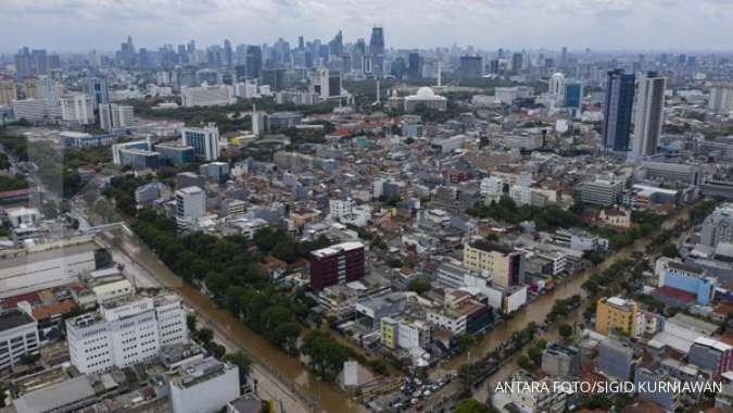 Tak hanya rumah, perluasan asuransi banjir juga lindungi pabrik hingga mall