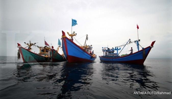 Realisasi asuransi nelayan baru 50%